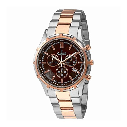 Charmex of Switzerland Hockenheim Chronograph Mens Watch 2852