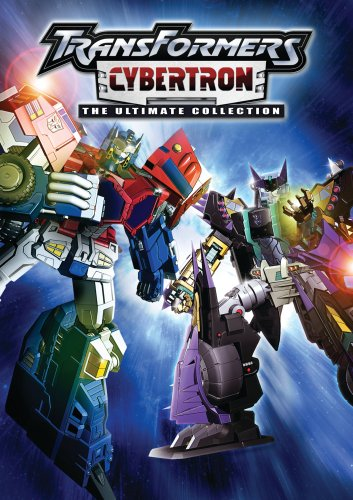 Transformers Cybertron: The Ultimate Collection -