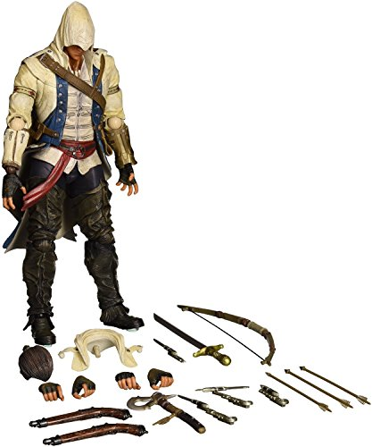 Square Enix Play Arts Kai Connor Kenway Assassin's Creed Act