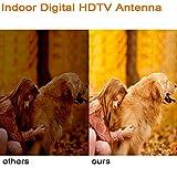 TV Antenna, Amplified HD Indoor Digital HDTV