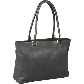 Cape Cod Leather Handbag   Brief (Black)  Amazon.co.uk  Luggage dee0c8e6774d9