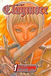 Claymore, Vol. 1: Silver-eyed Slayer