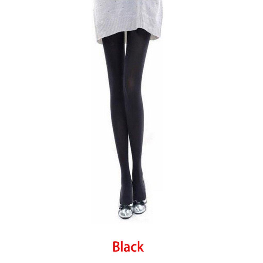 Women 120D Tights Pantyhose Opaque Stocking Hosiery Leggings Arichtop