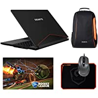 Gigabyte Aero 15W-BK4 Select Edition (i7-7700HQ, 16GB RAM, 1TB NVMe SSD, NVIDIA GTX 1060 6GB, 15.6 Full HD, Windows 10) VR Ready Gaming Notebook – Black