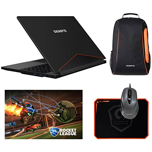 Gigabyte Aero 15W-BK4 (i7-7700HQ, 16GB RAM, 512GB SATA SSD, NVIDIA GTX 1060 6GB, 15.6