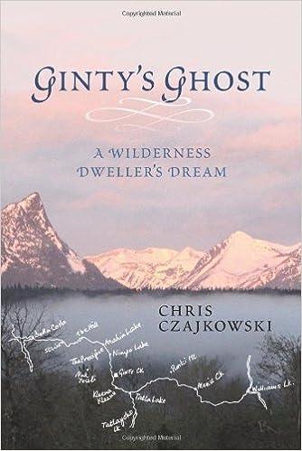 Book GINTYS GHOST by CZAJKOWSKI C (2012-11-08)