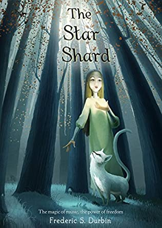 book cover of The Star Shard