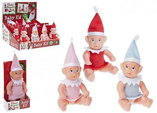 Boy Baby For Christmas Accessory VIP Elf Baby Elf