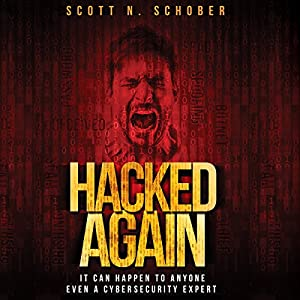 Hacked Again Audiobook