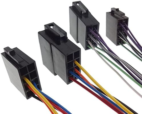 Iso Verlängerung Stecker Buchse Kabel 5m Radio Adapter Elektronik