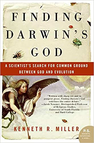 Image result for Finding Darwin's God: A Scientist's Search for Common Ground Between God and Evolution