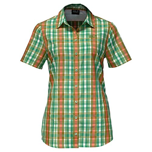 Green Pour Fair Leaf Ford Wolfskin Checks Jack Homme Femme wUFnqZxRf
