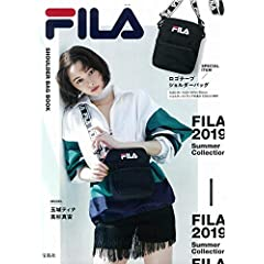 FILA 表紙画像