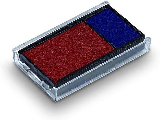 per 9 righe 82x25 Blu Trodat Printy 4925 colori assortiti 82 x 25 mm Timbro con scrittaTrodat Printy