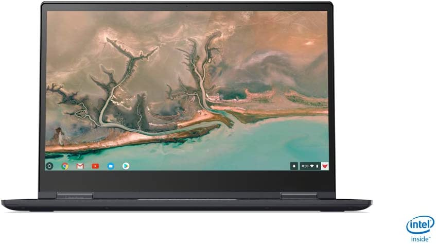 "Lenovo - Yoga C630 2-in-1 15.6"" Touch-Screen Chromebook - Intel Core i5 - 8GB Memory - 128GB eMMC Flash Memory - Midnight Blue"