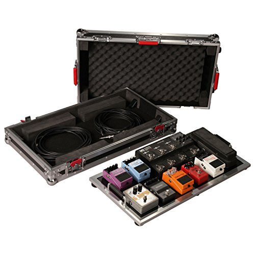 Gator Cases G-TOUR PEDALBOARD-XLGW Extra Large Pedal Board, 32''x17'' by Gator