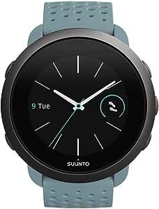 Suunto 3 2020 Edition Fitness Multi Sport Watch with Adaptive Training Guidance (Moss Grey)