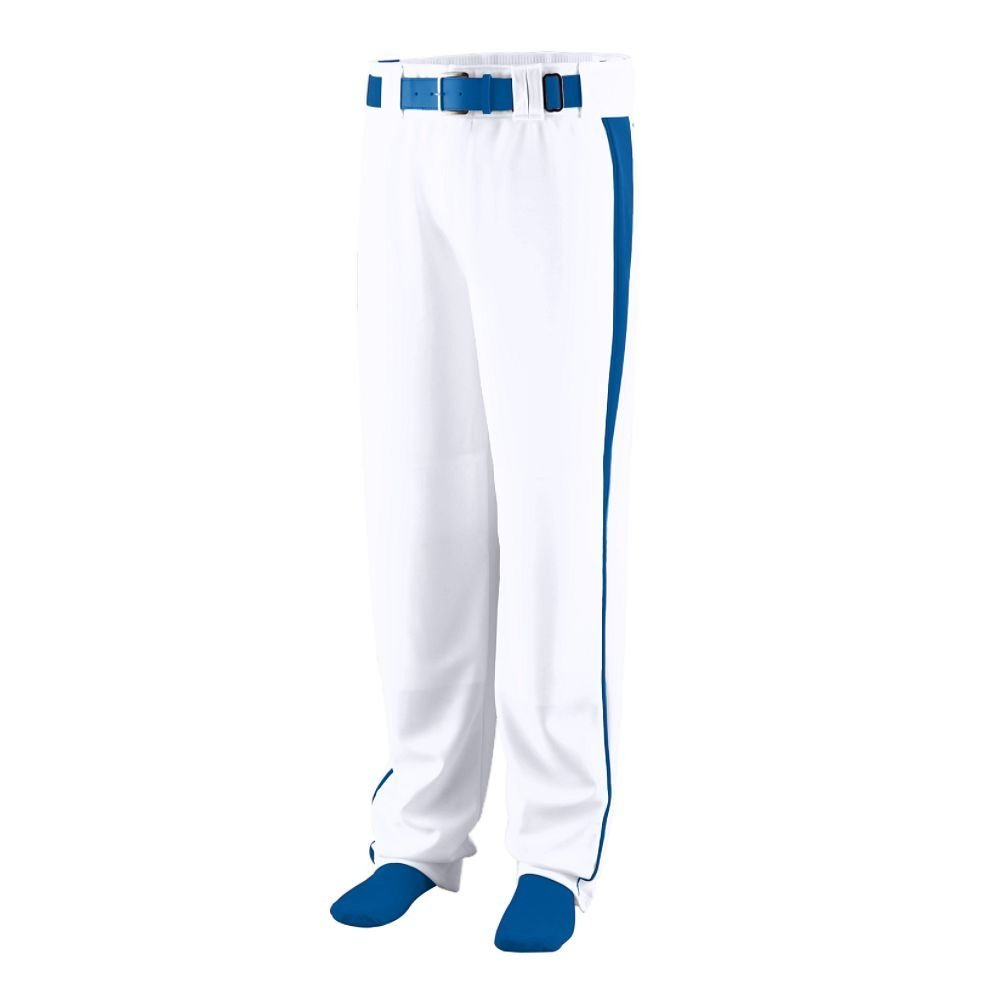 Augusta Sportswear Boys ' Triple Play Baseball Pant B00HJTOXYY XLarge ホワイト/ロイヤル ホワイト/ロイヤル XLarge