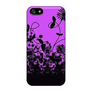 Tough Iphone ZWv9689RLsD Cases Covers/ Cases For Iphone 5/5s(pretty In Pink Ii)