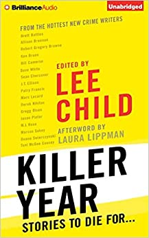 Book Killer Year: Stories to Die For... by Lee Child (Editor) (2016-06-07)