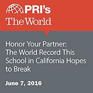 Honor Your Partner: The World Record This School in California Hopes to Break