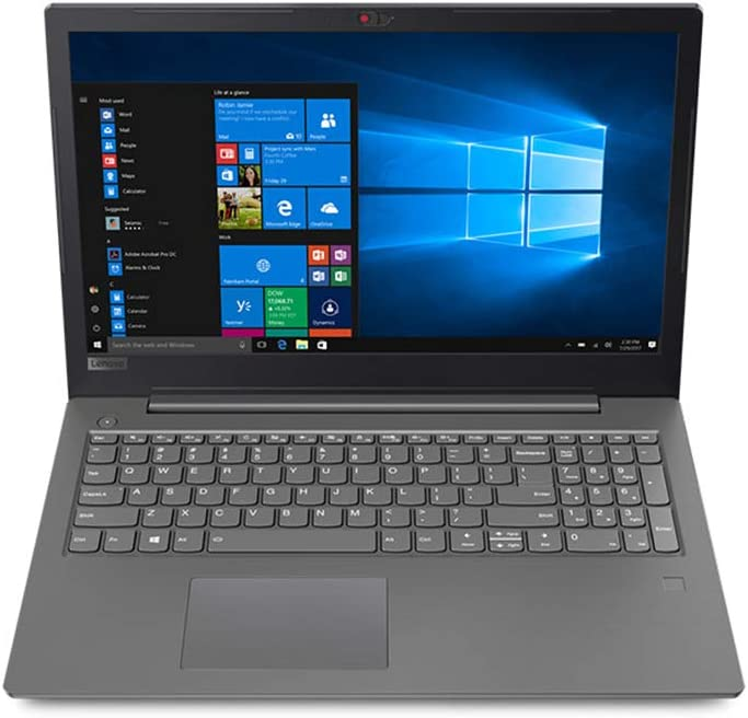 "Lenovo 15.6"" Laptop V330 Intel Core i5 7th Gen 7200U 2.5GHz 8GB Memory 256GB SSD Intel HD Graphics 620 Windows 10 Pro 64-Bit Model 81AX00GGUS"