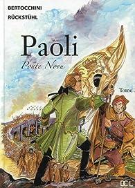 Paoli, tome 3 : Ponte Novu par Frédéric Bertocchini