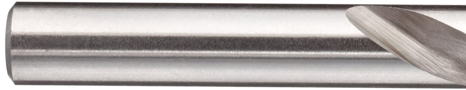 Precision Twist High Speed Steel T 135 Degree 3 1//2 Flute 4 7//8 Overall Length