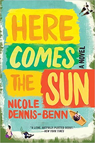 Book cover: Here Comes the Sun