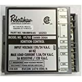 Coleman Evcon 1474-0061/A Furnace Hot-Surface Ignition Control Board Genuine Original Equipment Manufacturer (OEM) part for Coleman Evcon