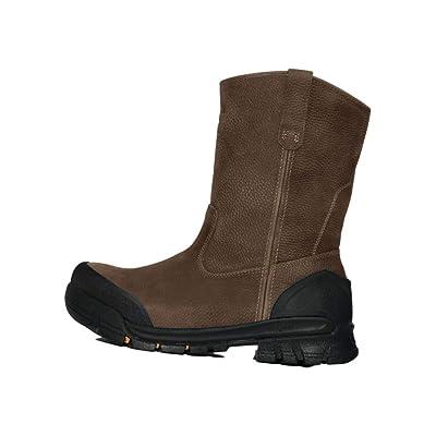 Bogs Mens Warner Extreme Waterproof Hunt Rain Boot: Shoes