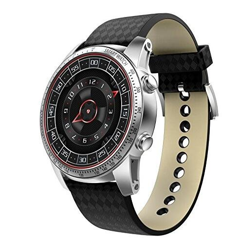 KW99 Smart Watch Android 5.1 OS MTK6580 CPU 1.39 inch Screen 3G WIFI Smartwatch Support SIM