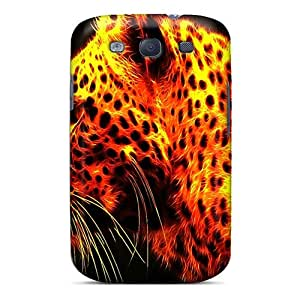 Robearke Slim Fit Tpu Protector EvigD4363CymHZ Shock Absorbent Bumper Case For Galaxy S3