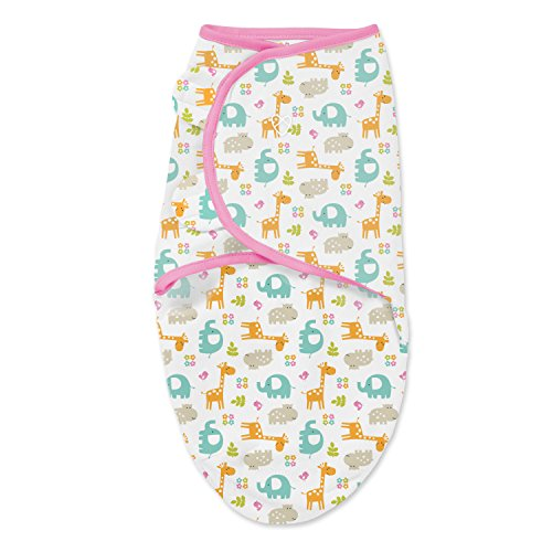 SwaddleMe Original Swaddle 1 PK Jungle product image