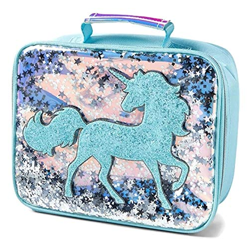 Justice Cheetah Flip Sequin Backpack And Lunchbox New 2019!!
