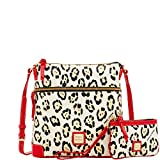 Dooney & Bourke Serengeti Crossbody & Medium Wristlet Shoulder Bag