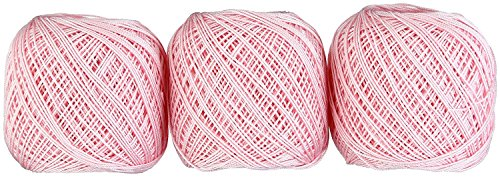 Lace thread GOLD SPECIAL 40 (monochrome) 50 g ballads 3 balls 102 by Olempus made cord