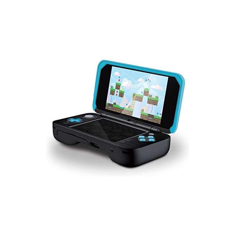 dreamGEAR Comfort Grip for New 2DS XL - Nintendo 2DS (Blue)