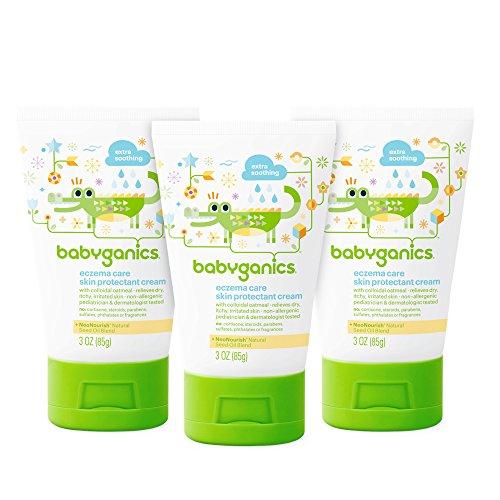 Babyganics Eczema Care Protectant Cream product image