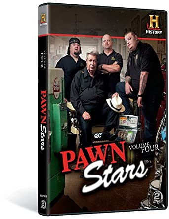 Amazoncom Pawn Starsvolume 4 Rick Harrison Big Hoss