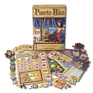 Devir - Puerto Rico, juego de mesa (BGPUERTO)