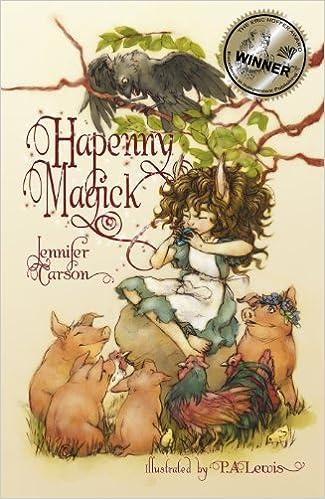 Descarga gratuita bookworm nederlandsHapenny Magick by Jennifer Carson PDF RTF B00JPFMTZK