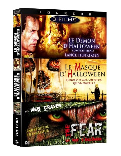 Horreur Halloween : Le Demon D'Halloween /Le Masque D'Halloween / The Fear -