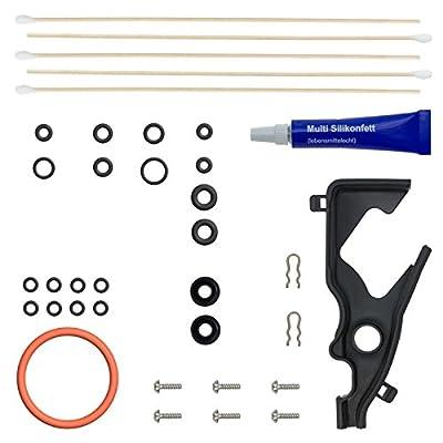 Kit d'entretien/inspektions Set de réparation pour Bosch Vero Machines à Café