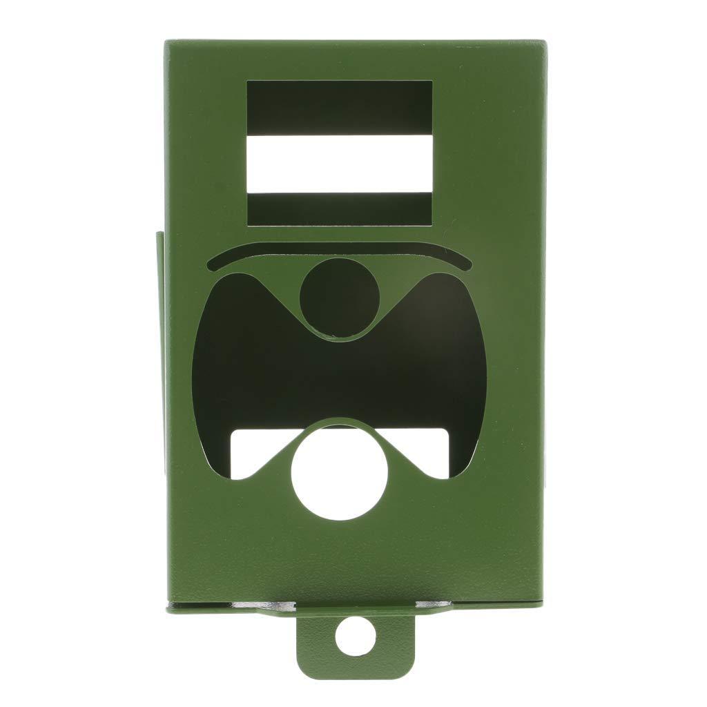 Diebstahlsicherung Backbayia Schutzbox f/ür Jagdkamera Wildkamera