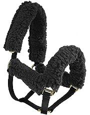 Intrepid International Halter Fleece Set, Black