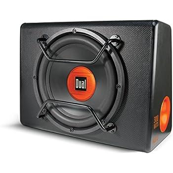 Amazon.com: Kenwood KSC-SW11 150W Low-Profile Amplified