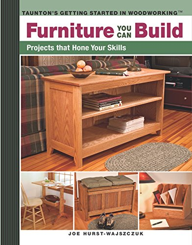 Furniture Wood Making (Furniture You Can Build: Projects that Hone Your Skills series (Getting Started in Woodworking))