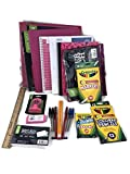 Back to School Bundle Deluxe 28 Items: Middle, High School Or College (Pink)