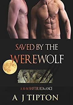 Saved by the Werewolf: A M-M Shifter Romance (Werewolves of Singer Valley Book 4) by [Tipton, AJ]
